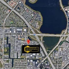 Map of West Palm Beach ADG